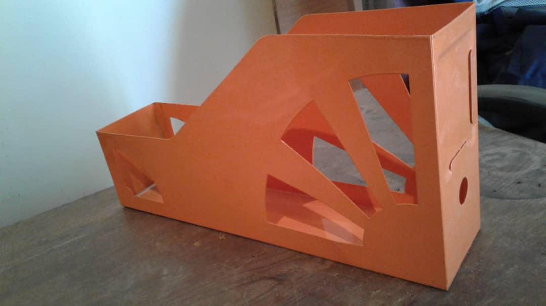 فایل باکس فلزی-زونکن فلزی