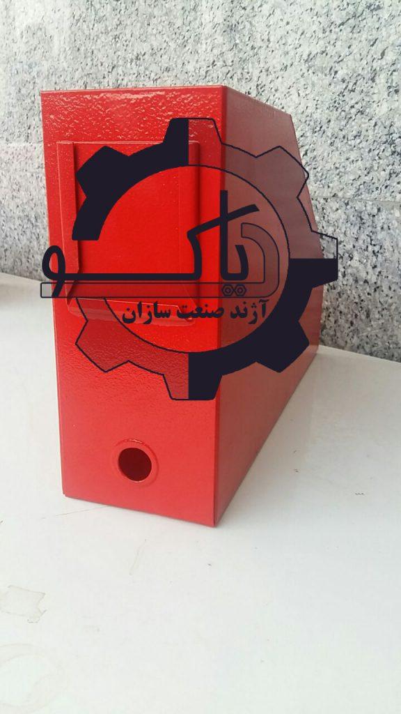 فایل باکس-زونکن فلزی-فایل باکس فلزی