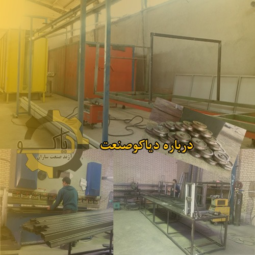 آژند صنعت تولید کننده قفسه ریلی بایگانی