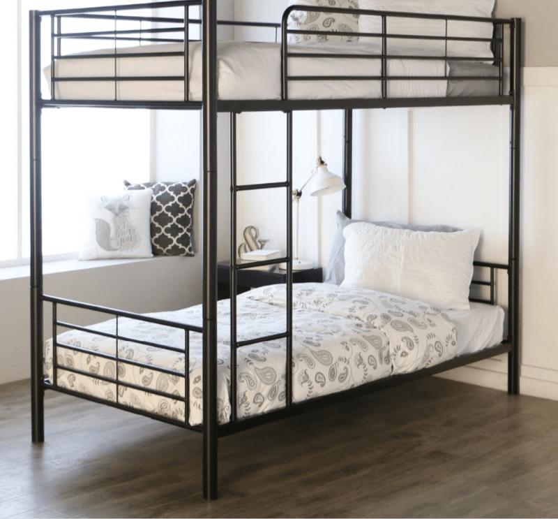 تخت خواب فلزی-تخت خواب دوطبقه فلزی-تخت خواب دو طبقه بزرگسالان-تخت خواب دو طبقه مهمانسرا-تخت خواب دو طبقه دانشجویی