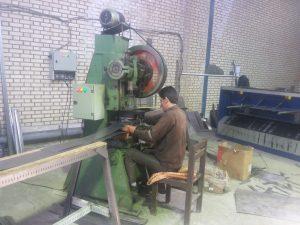 تولید کننده قفسه ریلی بایگانی