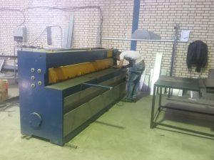 تولید کننده قفسه ریلی بایگانی وکمد بایگانی