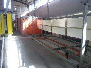 تولید کننده قفسه ریلی بایگانی در تهران