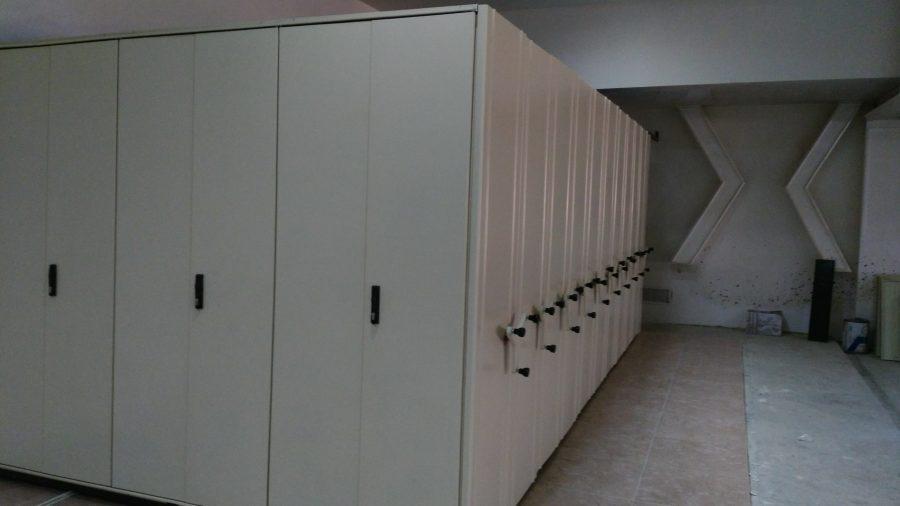 قفسه ریلی بایگانی کد m2-2