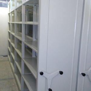 قفسه ریلی بایگانی کد m4-4